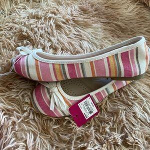 SO Shoes - NWT So MULTI COLOR LOAPER SHOES Sz 7